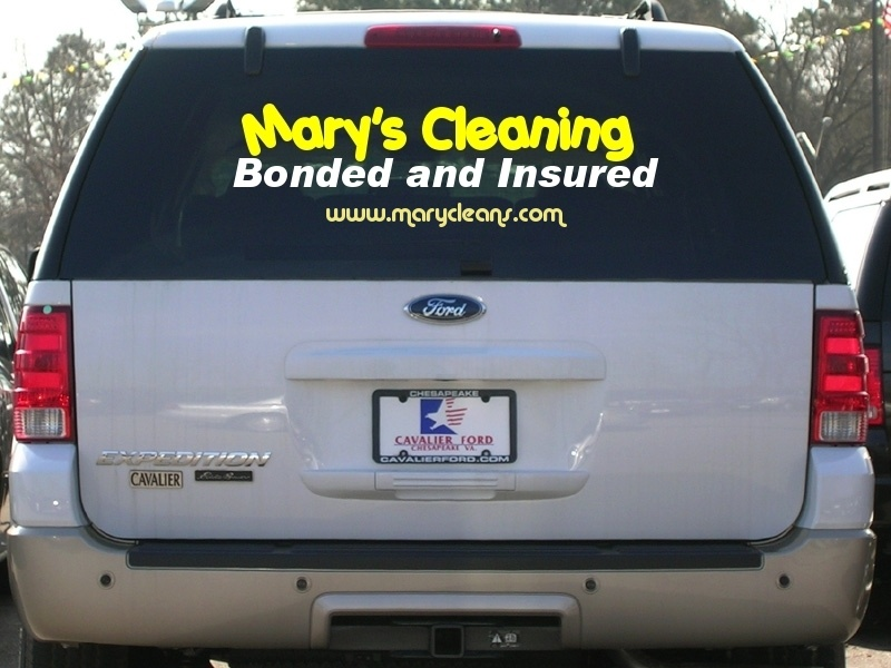 Car Window Lettering Custom Vinyl Decals